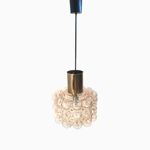 Lámpara burbuja de Helena Tynell para Limburg, años 60