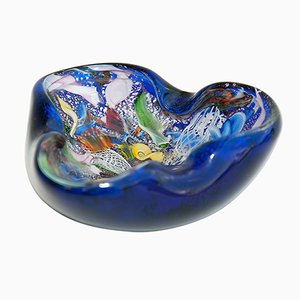Murano Glass Ashtray, 1950s
