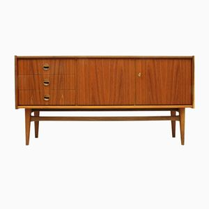 German Teak Sideboard from Bartels-Werken GmbH, 1960s