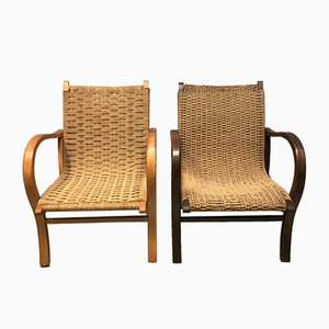 German Armchairs, 1960s, Set of 2