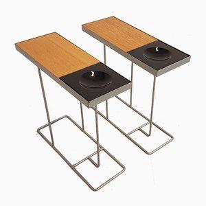 Tables d'Appoints, Italie, 1970s, Set de 2