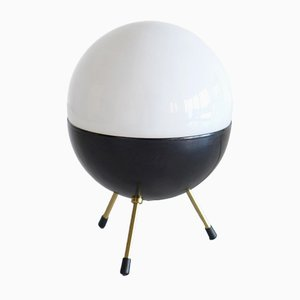 Space Age Minimal Sputnik Table Lamp from Balance Lamp
