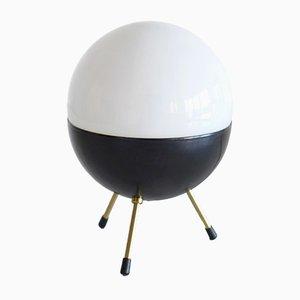 Space Age Minimal Sputnik Tischlampe von Balance Lamp