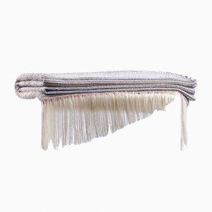 Handgewebte Decke von Joanna Louca Woven Editions, 2018