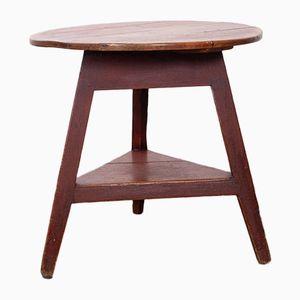 Table de Criquet Antique 2-Niveaux