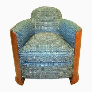 Art Deco Club Chair from Maison Guérin, 1930s