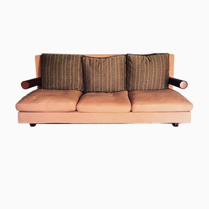 Large 3-Seater Baisity Sofa by Antonio Citterio for B&B Italia, 1986