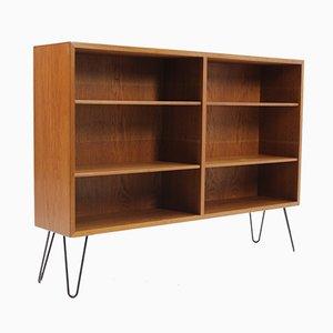 Dänisches Bücherregal aus Eiche von Borge Mogensen, 1960er