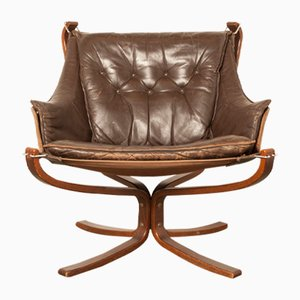 Falcon Sling Chair by Sigurd Ressel for Vatne Mobler, 1970s