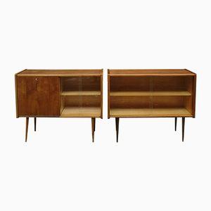 Muebles, años 60. Juego de 2