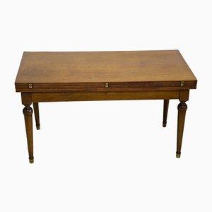 Table Basse Extensible en Chêne & Bouleau, 1950s