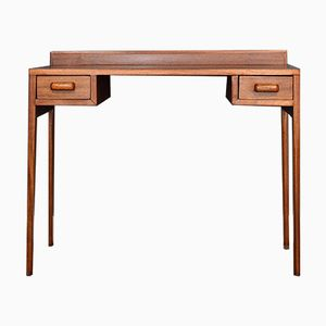 Mid-Century Danish Brazilian Rosewood Console Table