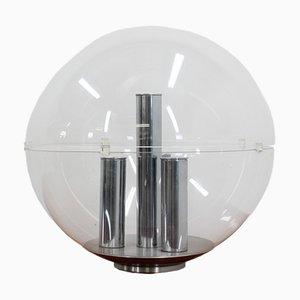 Grande Lampe de Bureau Sphérique de Stilux, 1960s