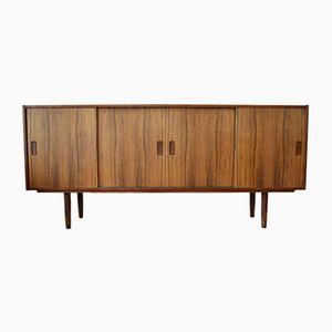 Low Rosewood Sideboard from Westergaard Møbelfabrik, 1960s