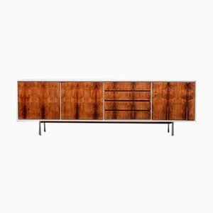 Palisander Furnier & Chrom Sideboard, 1970er