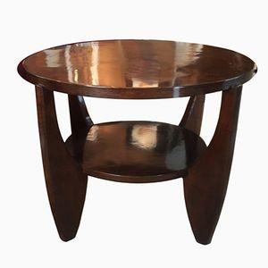 Table Art Déco en Palissandre, France, 1930s