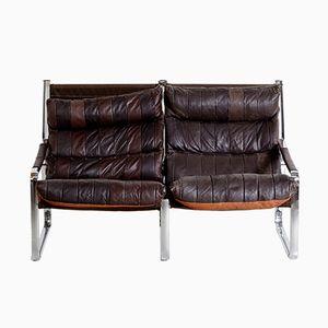 2-Sitzer vintage Sofa, 1960er