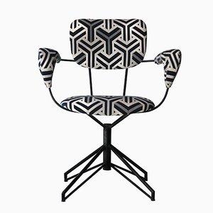 Chaise de Bureau Pivotante, 1950s