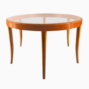 Table Basse avec 6 Pieds, 1950s