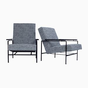 Pair of Armchairs by Rob Parry for Gelderland, 1960s