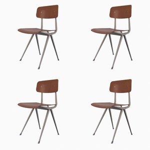 Result Chair by Friso Kramer for Ahrend de Cirkel, 1967, Set of 4