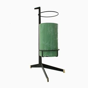 Italian Enamelled Umbrella Stand from Siva, 1950s