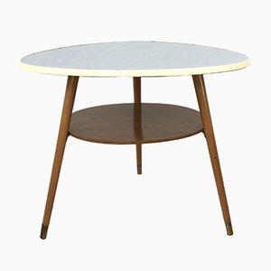 Nierenförmiger Vintage Tisch, 1960er
