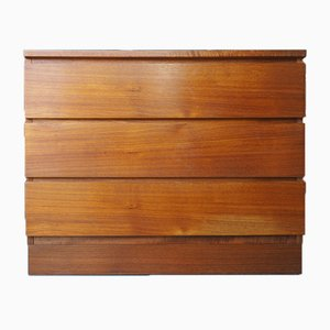 Mid Century Danish Short Drawers by Arne Iversen for Vinde Mobelfabrik