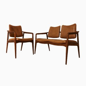 UN Seating Group by Sigvard Bernadotte, 1954