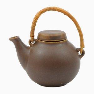 Keramik Teekanne von Ulla Procope für Arabia Finland, 1960er