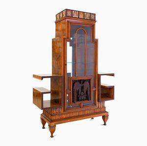 Art Deco Display Cabinet, 1930s