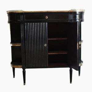 19th Century French Ebonized Console Table