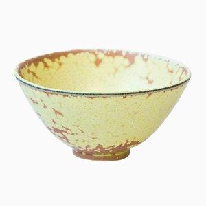 Swedish Stoneware Bowl by Gunnar Nylund for Rörstrand, 1950s