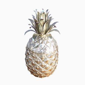Vintage Pineapple Ice Bucket by Mauro Manetti