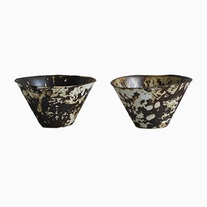 Speckled Bowls by Maddalena Selvini, 2018, Set of 2