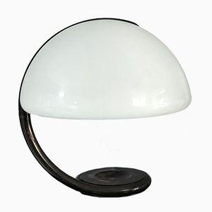Modell Snake Tischlampe von Elio Martinelli für Martinelli Luce, 1960er