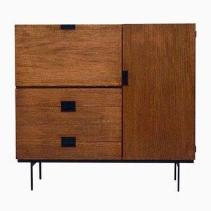 Mueble CU01 Japanese Series de Cees Braakman para Pastoe, años 50