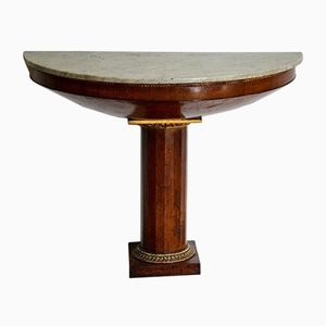 19th Century Walnut Console Table