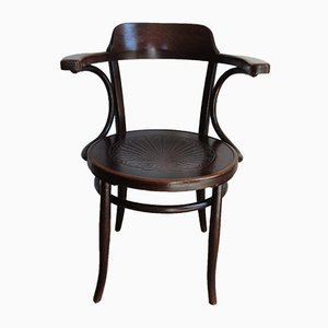 Antique Bentwood Chair from Jacob & Josef Kohn