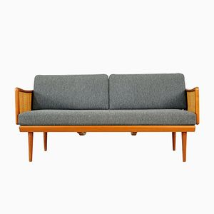 FD451 Sofa by Peter Hvidt & Orla Mølgaard Nielsen for France & Søn, 1950s