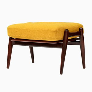 GE-240 Cigar Stool or Ottoman by Hans J. Wegner, 1950s