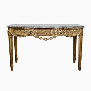 18th Century Italian Console Table
