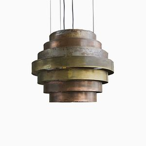 Lampada da soffitto Continent di Angela Ardisson per Artplayfactory