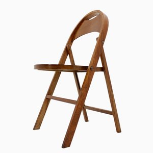 Bauhaus B 751 Folding Chair from Thonet, 1930s
