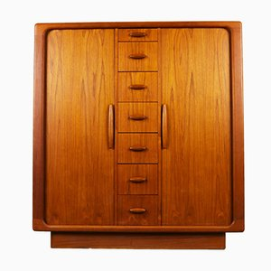 Danish Dresser or Cabinet from Dyrlund, 1960s
