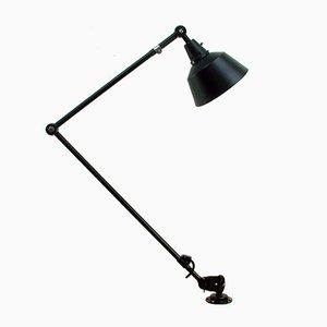 Industrielle Vintage Gelenk Lampe von Curt Fischer für Midgard