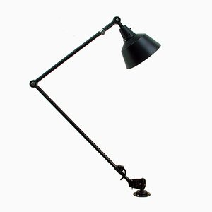 Vintage Industrial Articulated Arm Lamp by Curt Fischer for Midgard