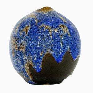 Jarrón de cerámica de Waltraud Eich, años 50
