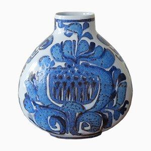 Dänische vintage Keramik Vase von Royal Copenhagen, 1960er