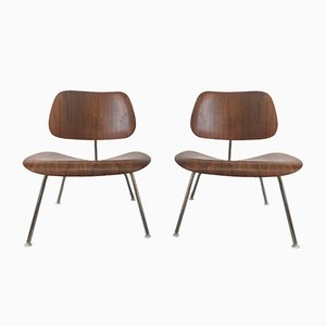 LCM Chairs by Charles & Ray Eames for Herman Miller, 1950s, Set of 2